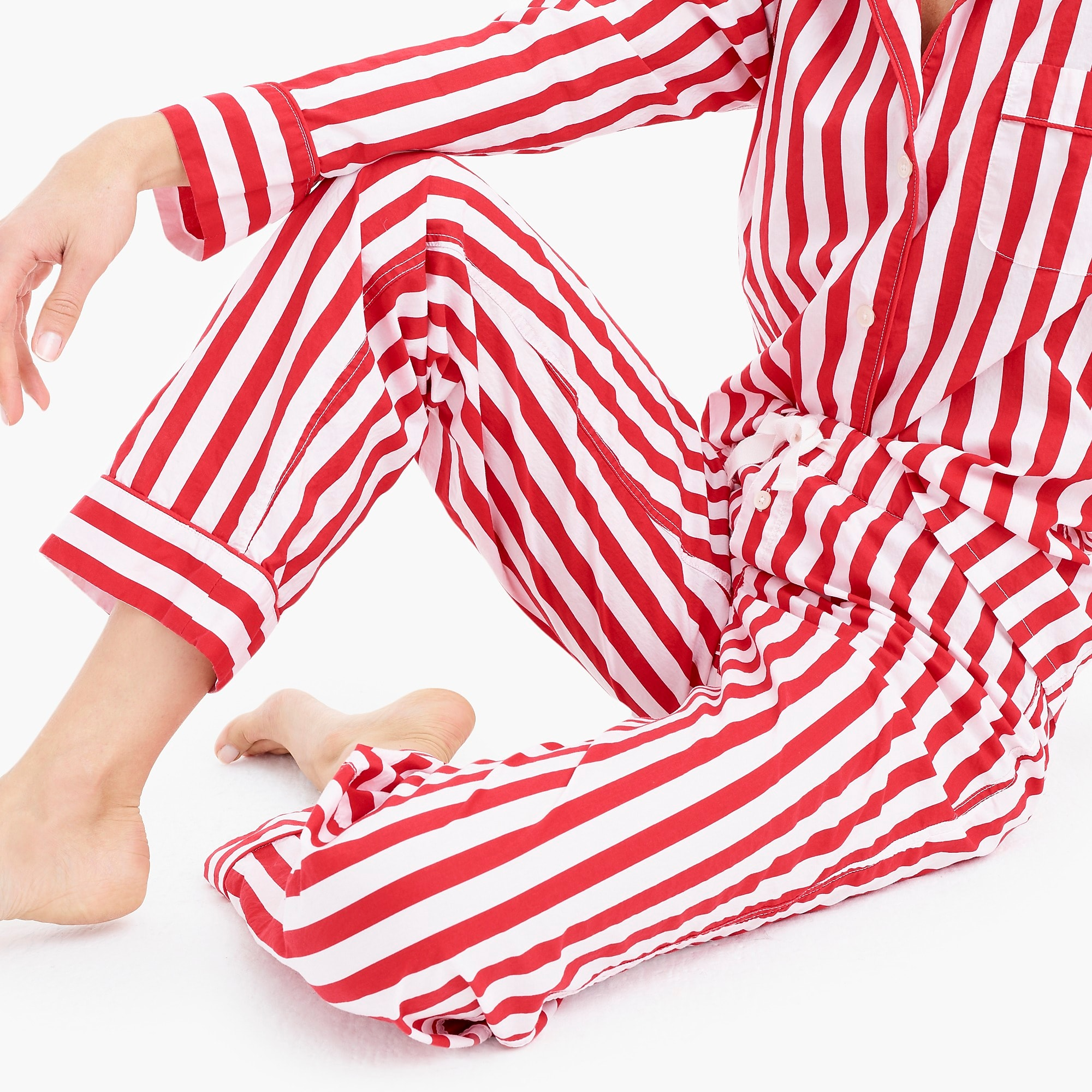 Candy Cane Striped Bottoms