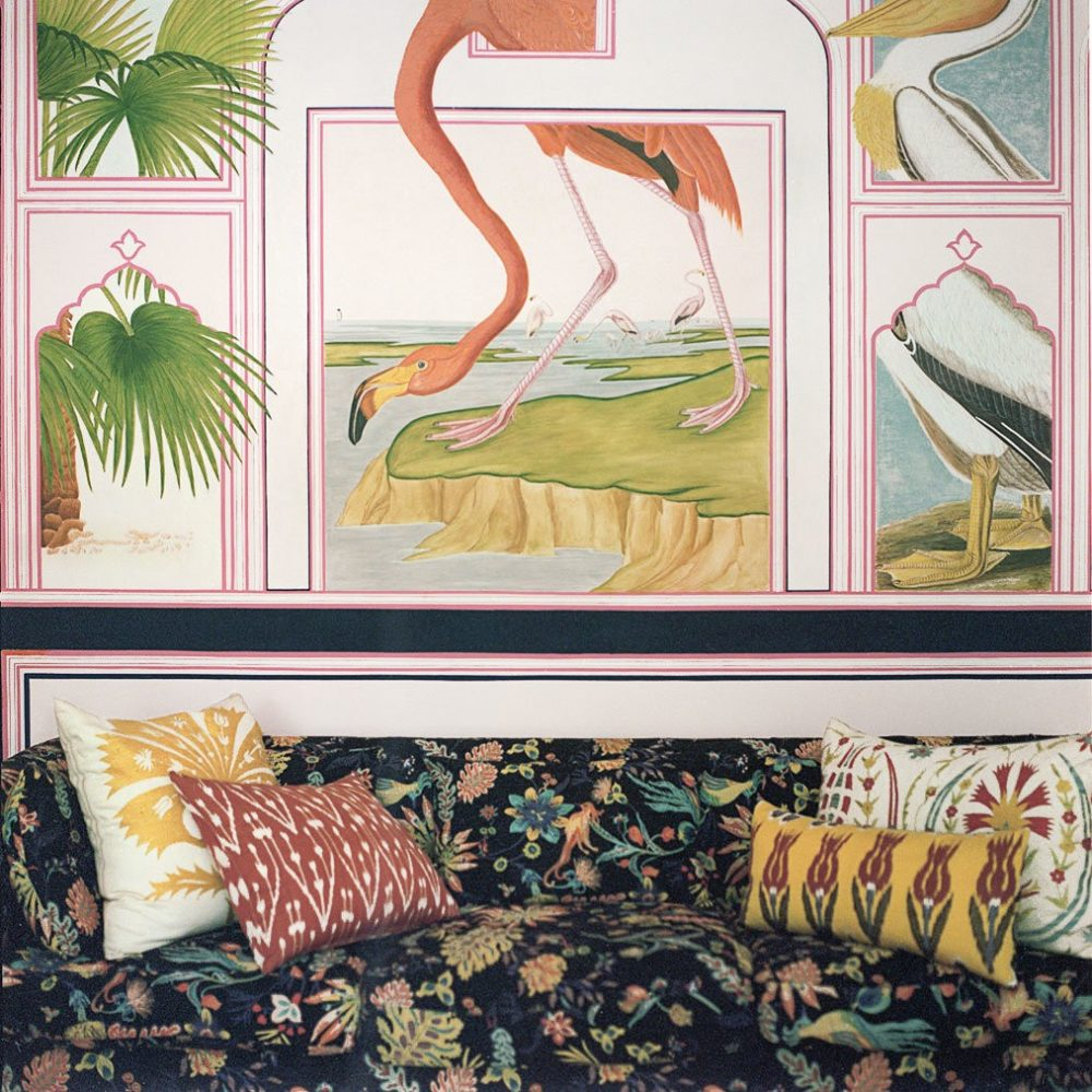Caroline Weller of Banjanan at Home in Jaipur