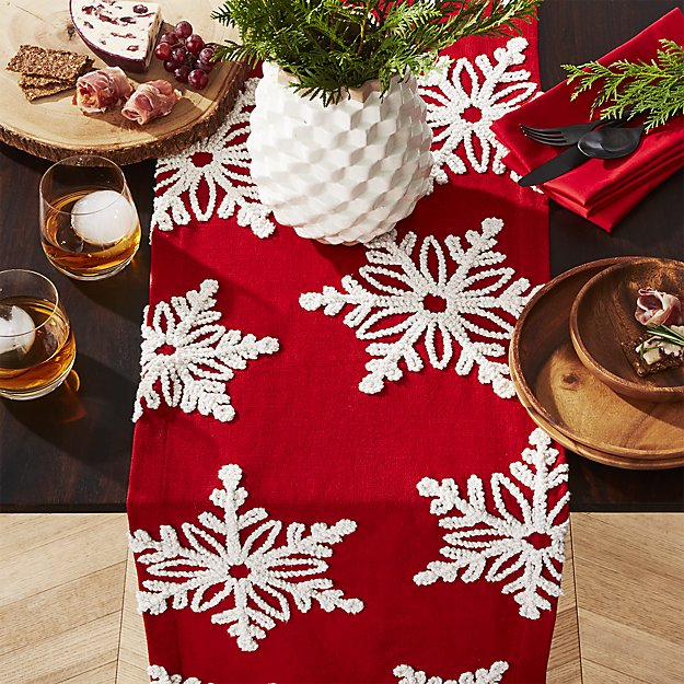 Table Runner Crate And Barrel