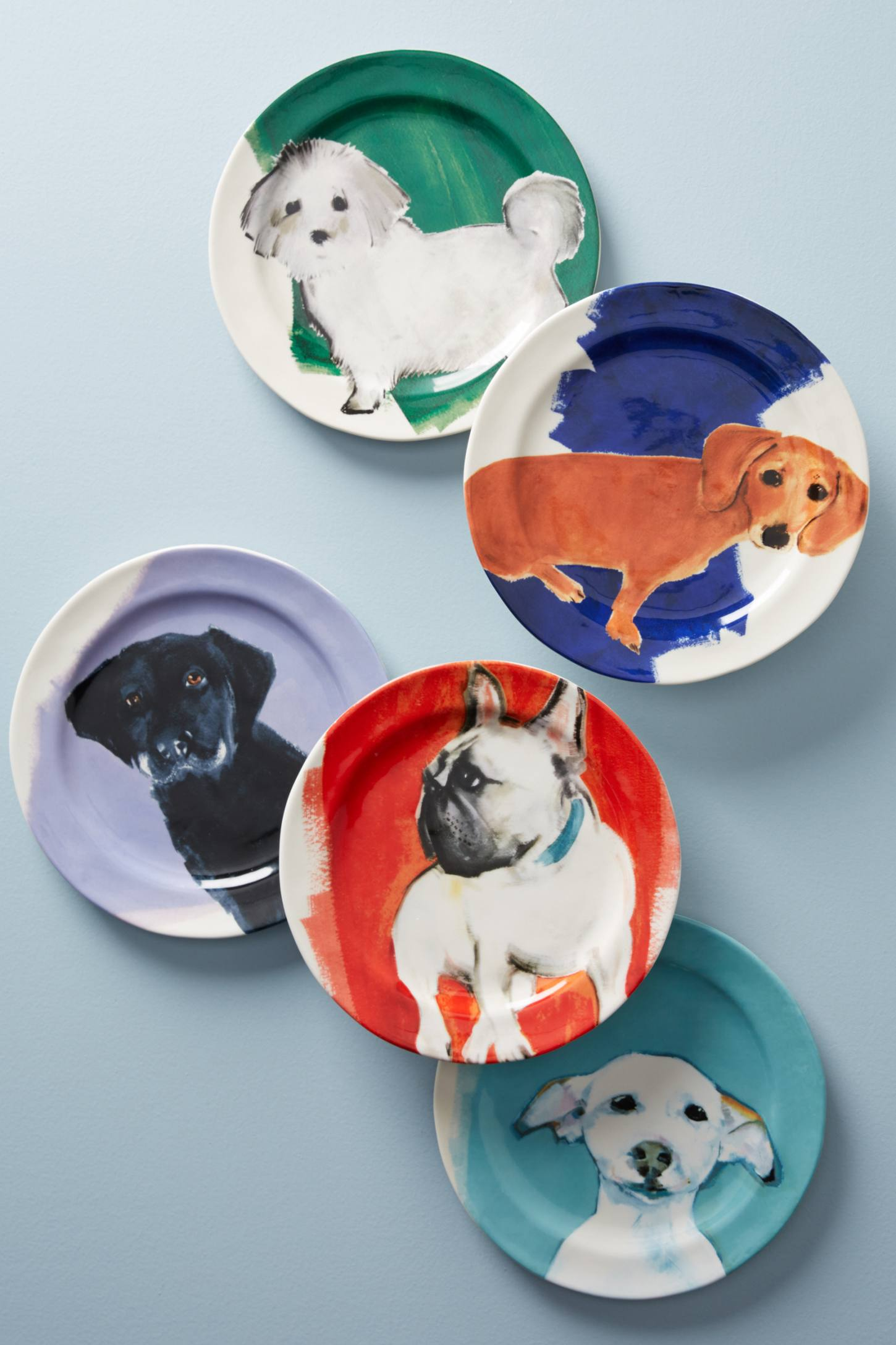 Dog Lovers Plate