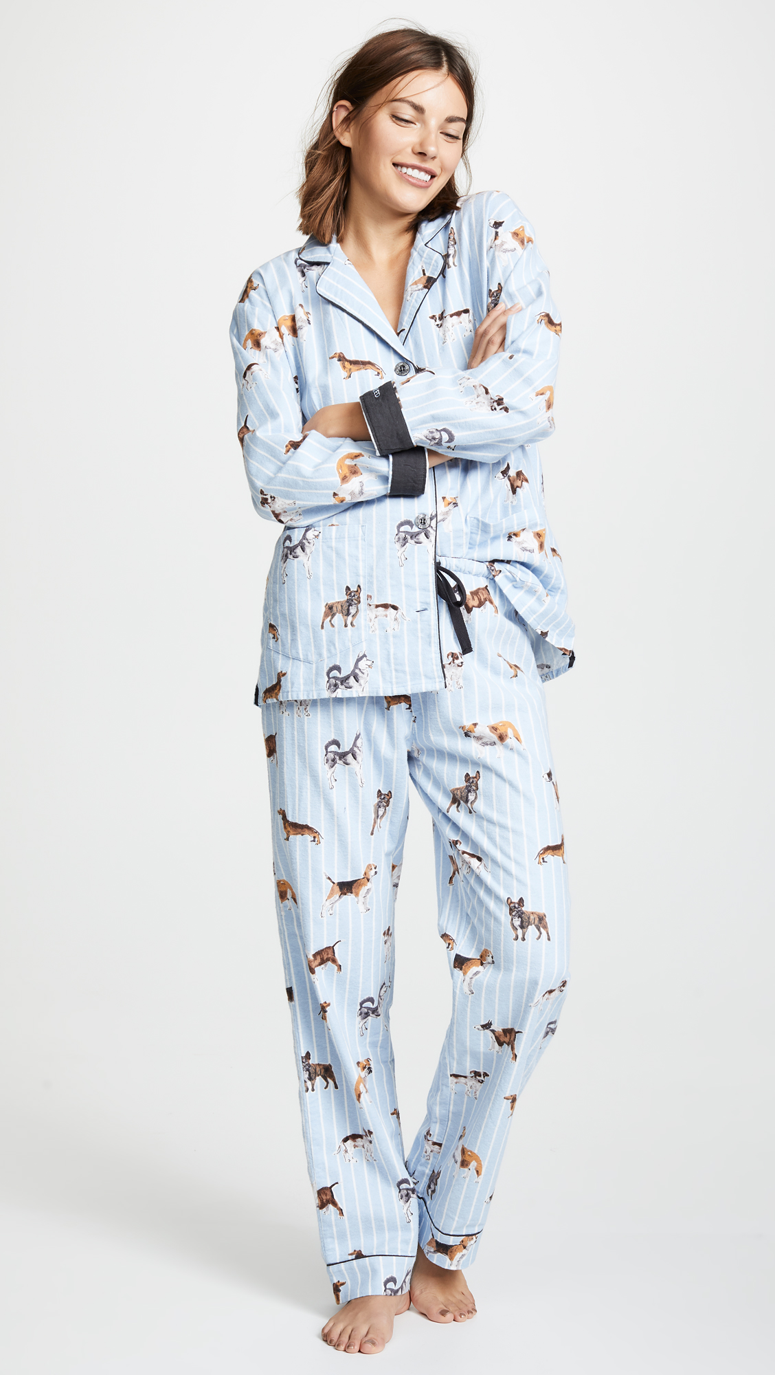 Holiday Pajamas for the Entire Family - Katie Considers d9e6d29c4