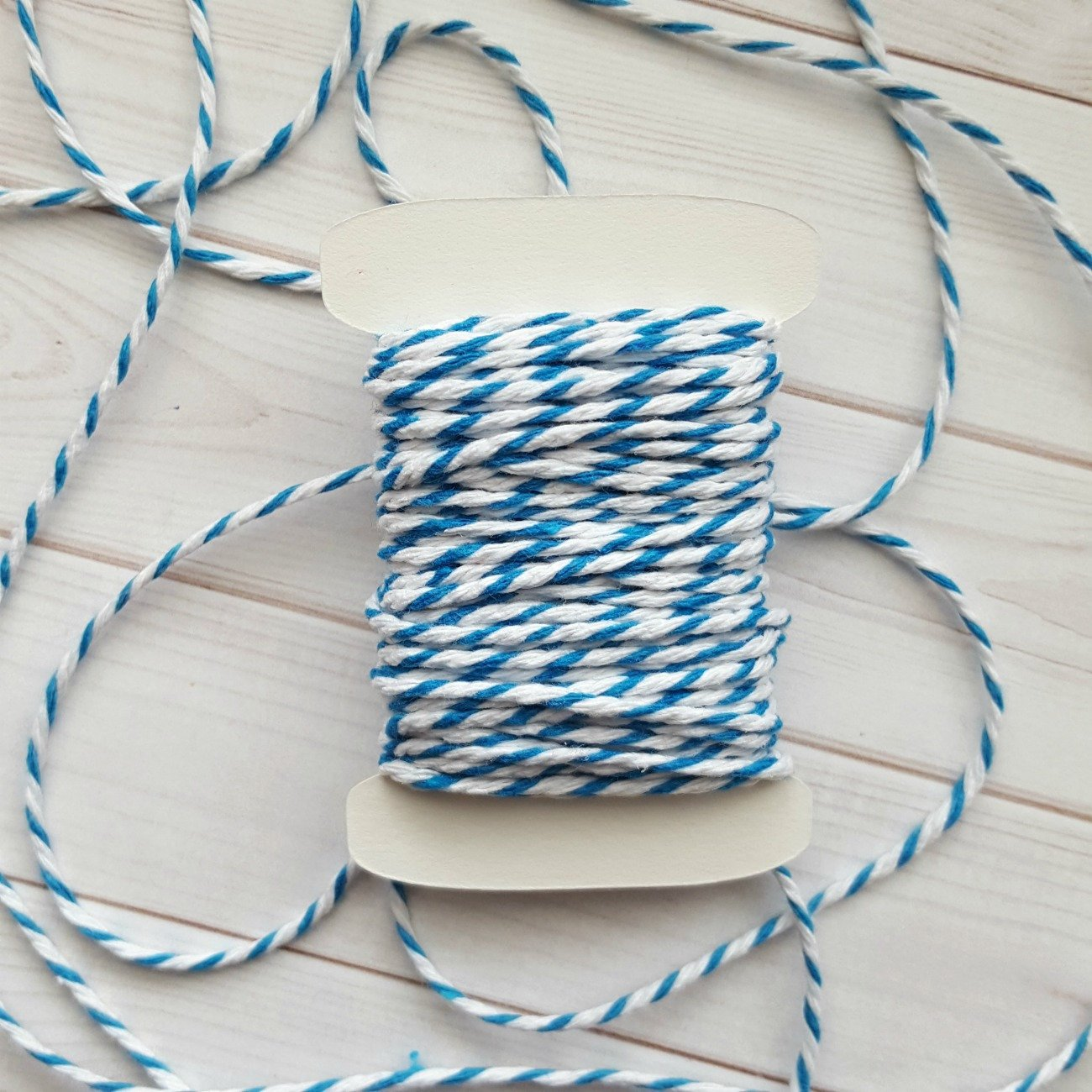 Chunky Blue Bakers Twine