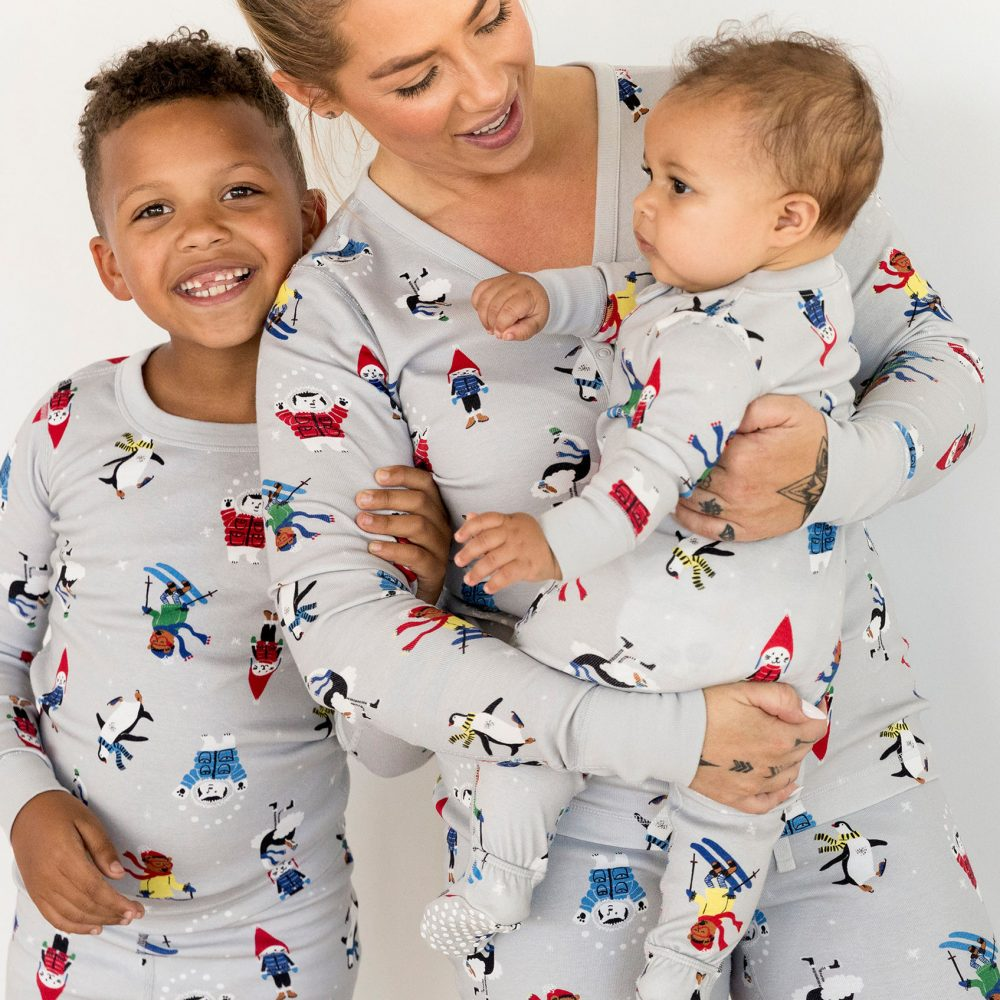 Holiday Pajamas for the Entire Family
