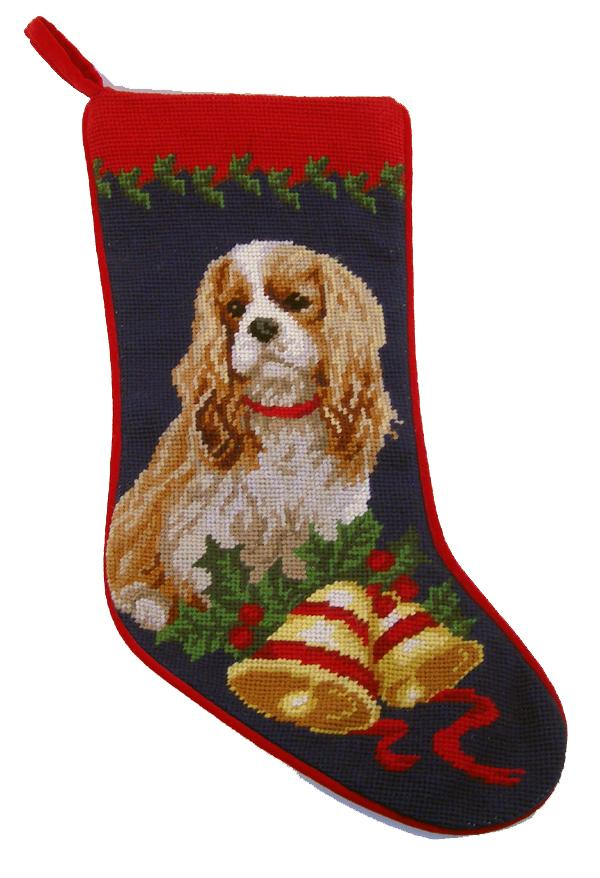 Spaniel Dog Stocking