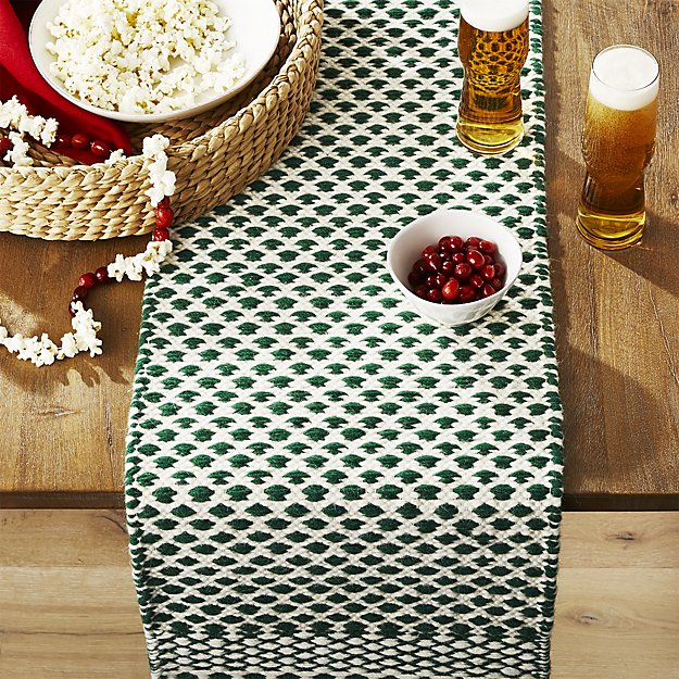 Table Runner Crate And Barrel Kaite