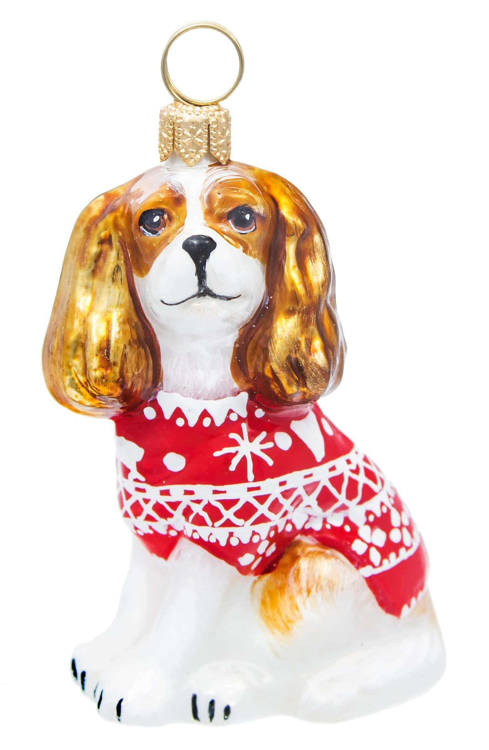 Spaniel Dog Ornament