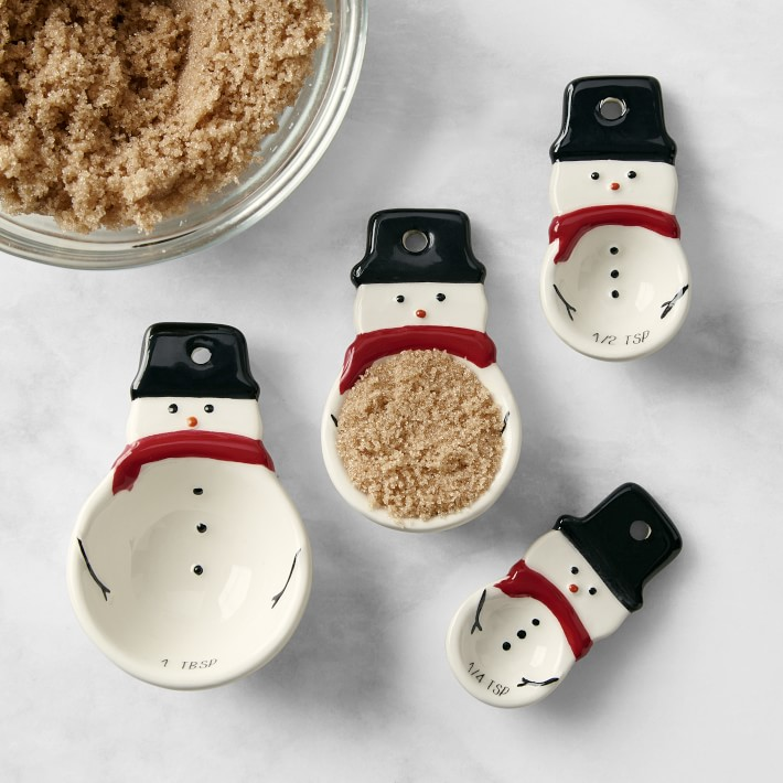 Snowman Measuring Spoons