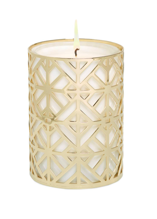 Tory Burch Christmas Scented Candle