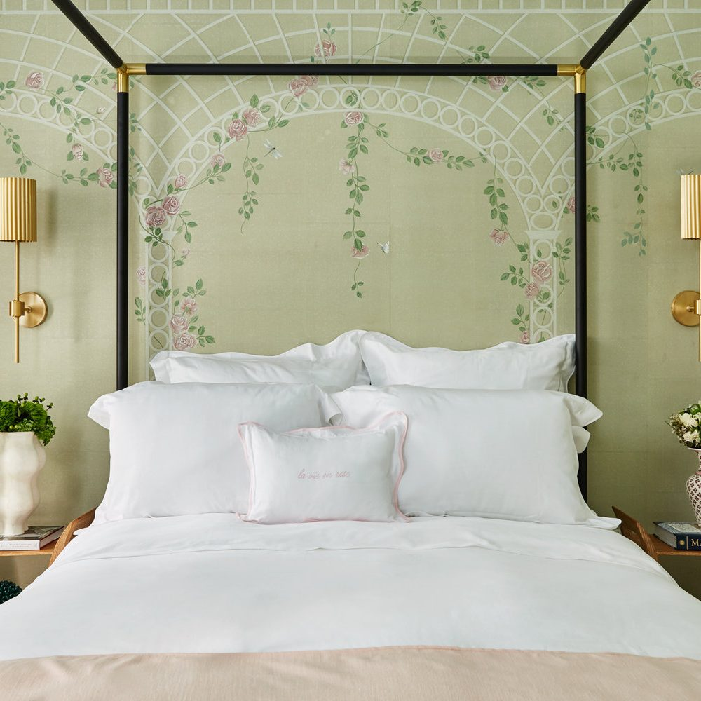 A Dreamy Bedroom Designed by Ariel Okin
