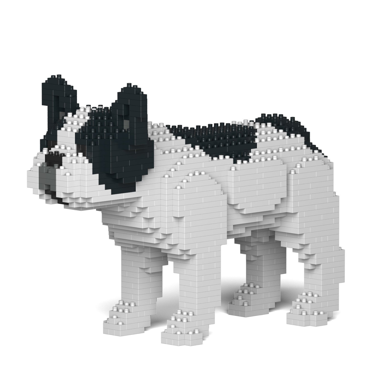 Life Size Lego Dog Sculpture