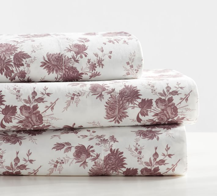 Floral Organic Pillowcases