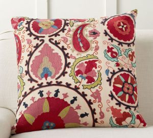 Penely Printed Pillow Cover