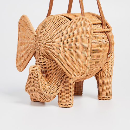 The Daily Hunt: Elephant Wicker Bag and more!