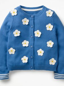 Little Loves: Floral Cardigan and more!