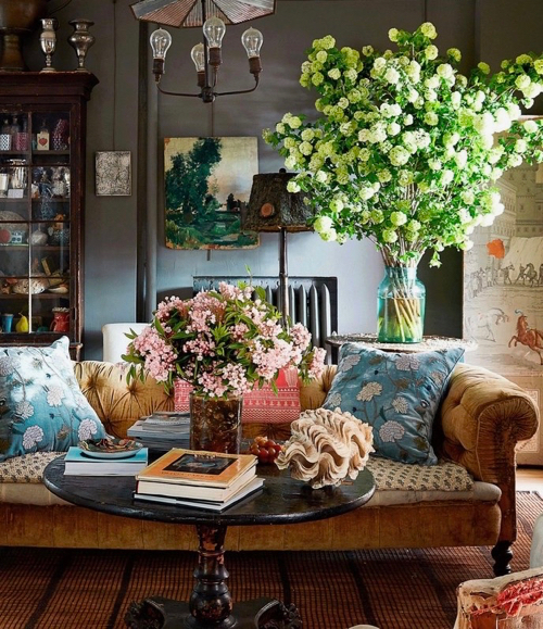 John Derian's Magical New York Apartment