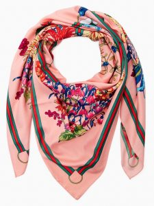 The Daily Hunt: Pink Floral Scarf and more!