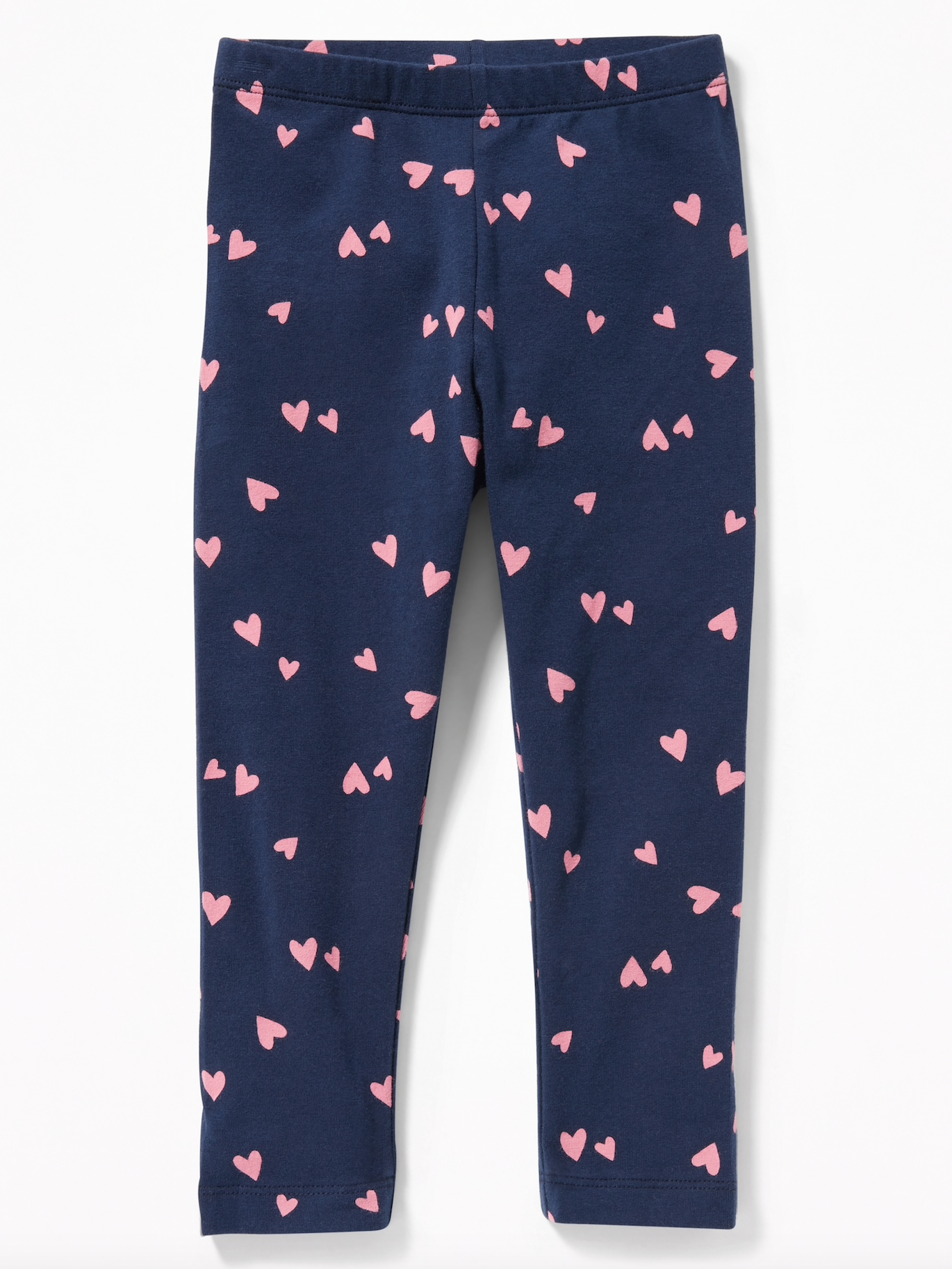 Heart Printed Leggings