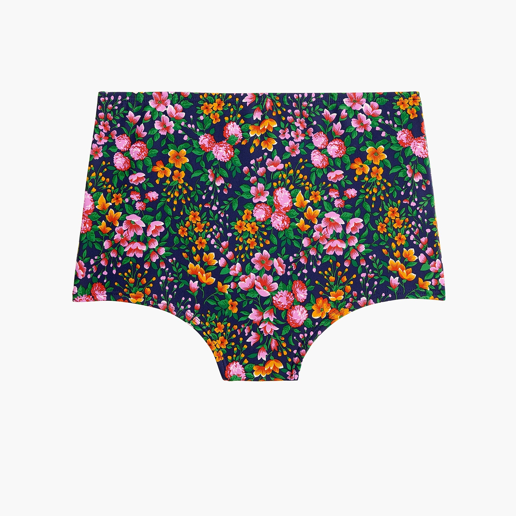 Floral High Waisted Bottoms