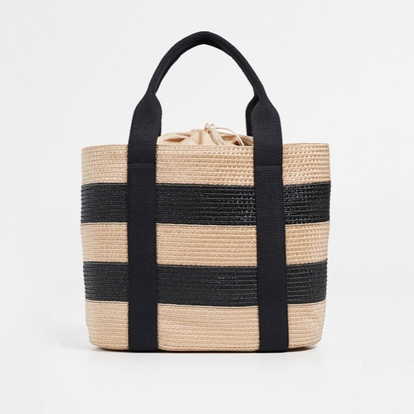 The Daily Hunt: Striped Tote and more!