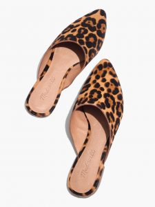 The Daily Hunt: Leopard Print Mules and more!