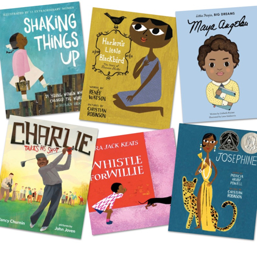 Over 30 Wonderful Children's Books For Black History Month