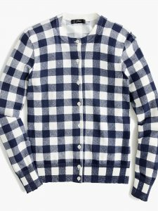 The Daily Hunt: Gingham Cardigan and more!