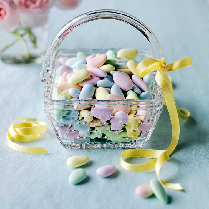 Basket Candy Dish