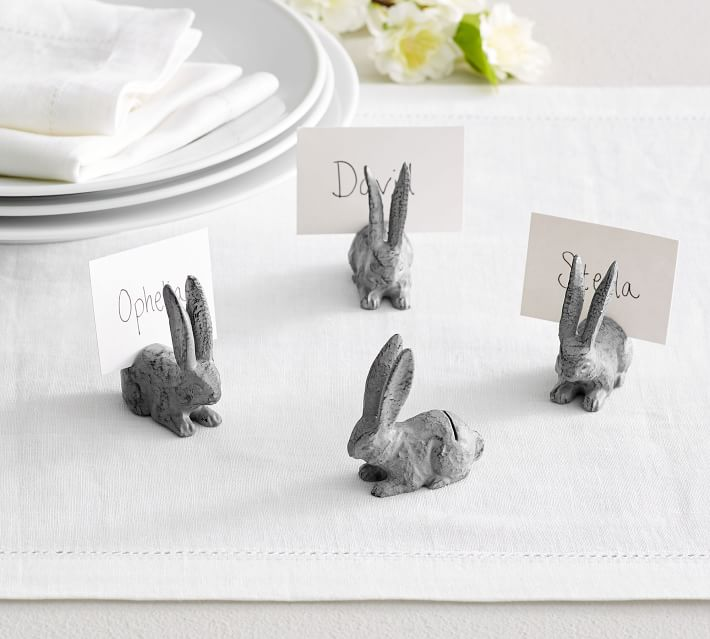 Bunny Place Card Holder