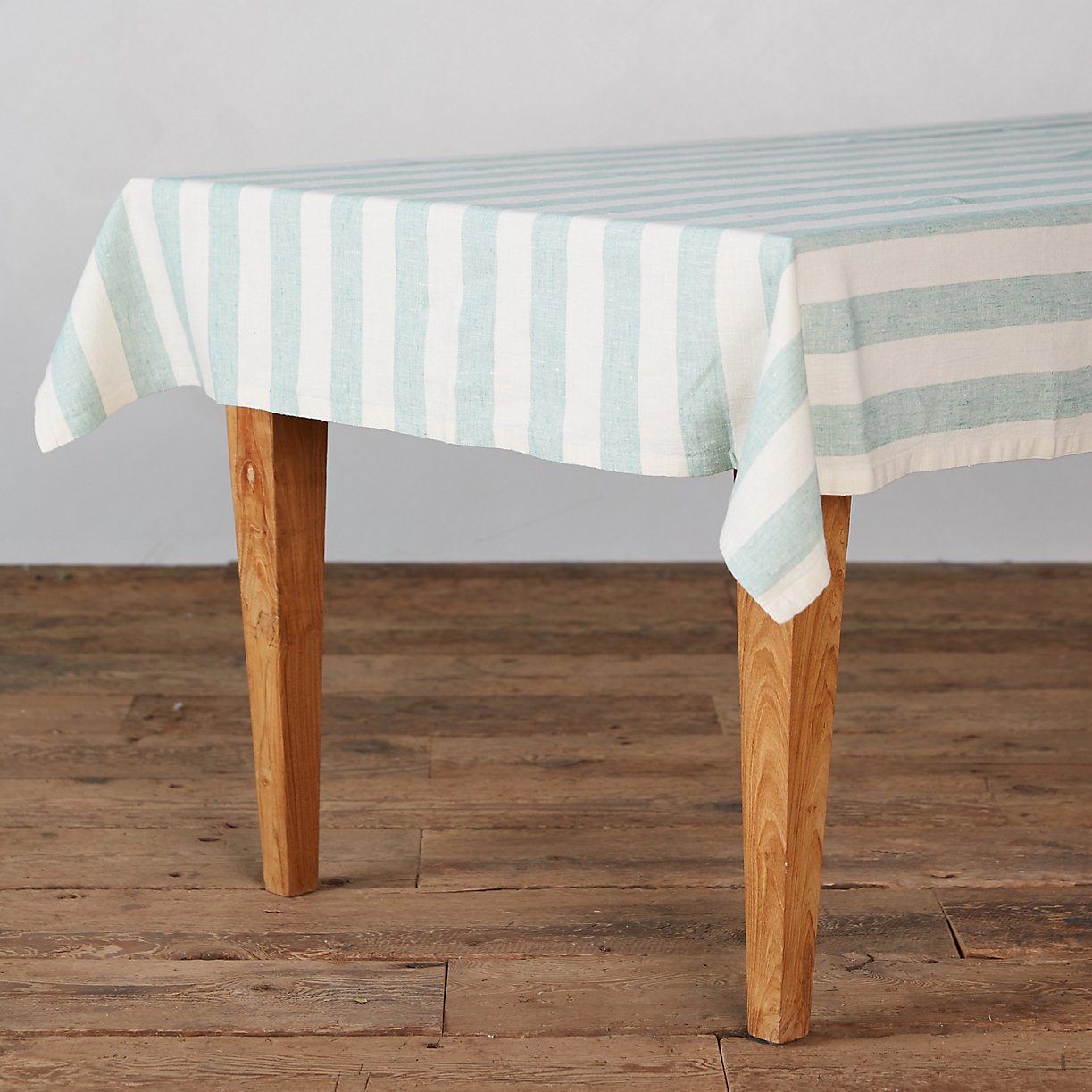 Block Stripe Tablecloth