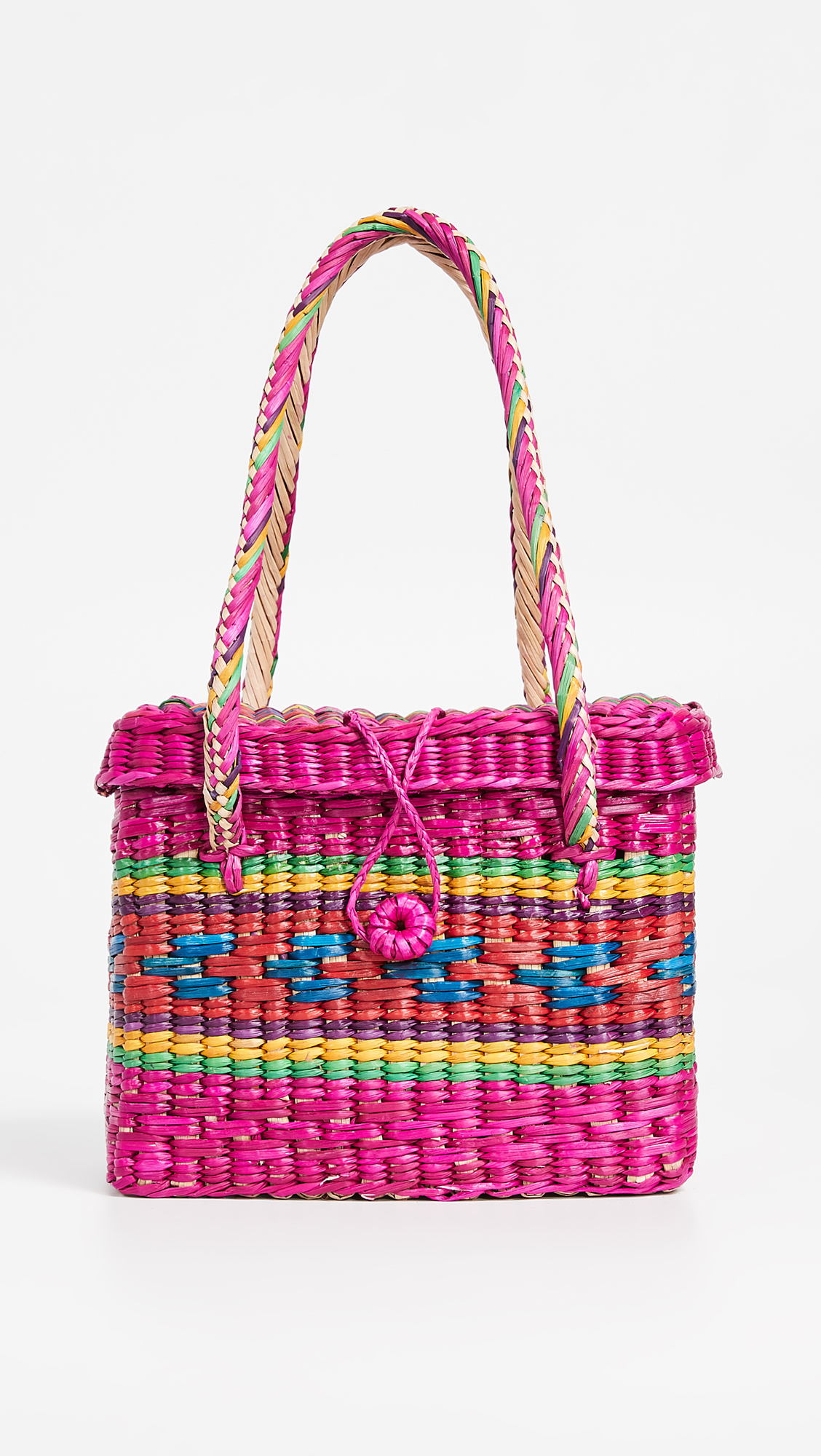 Mazca Straw Bag
