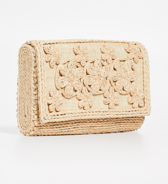 Daily Hunt: Raffia Clutch and more!