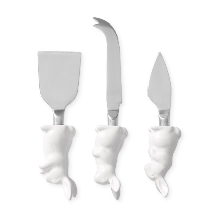 Bunny Cheese Knives