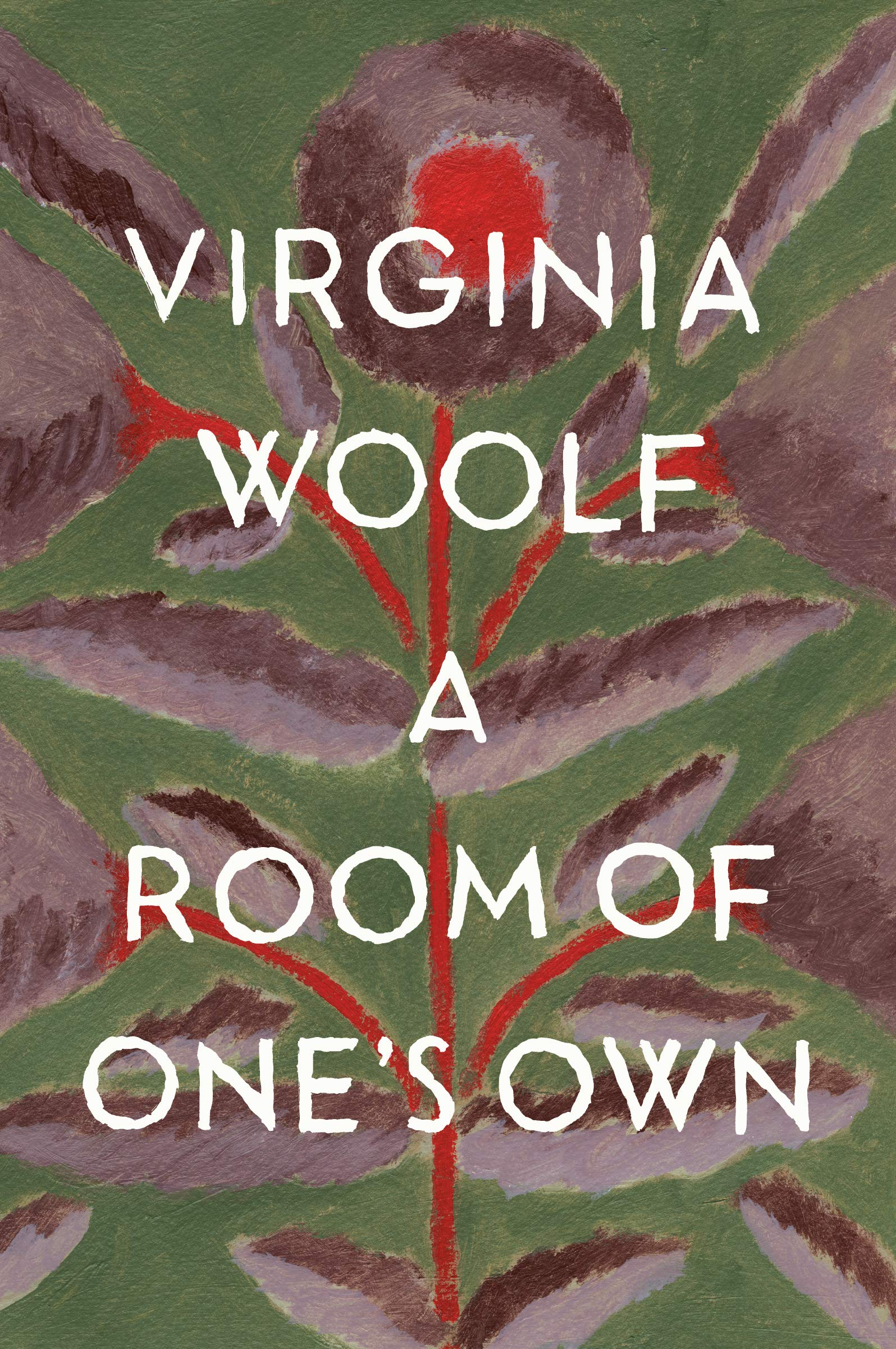 Virginia Woolf A Room of One's Own
