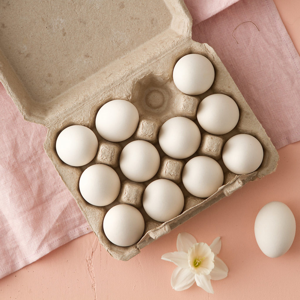 Ceramic Dyeing Eggs