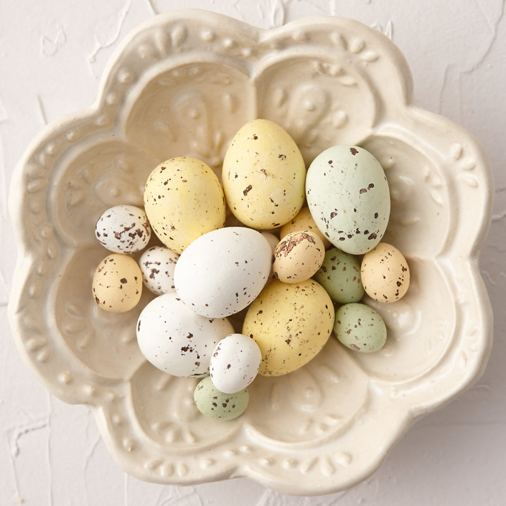 Chocolate Truffle Eggs