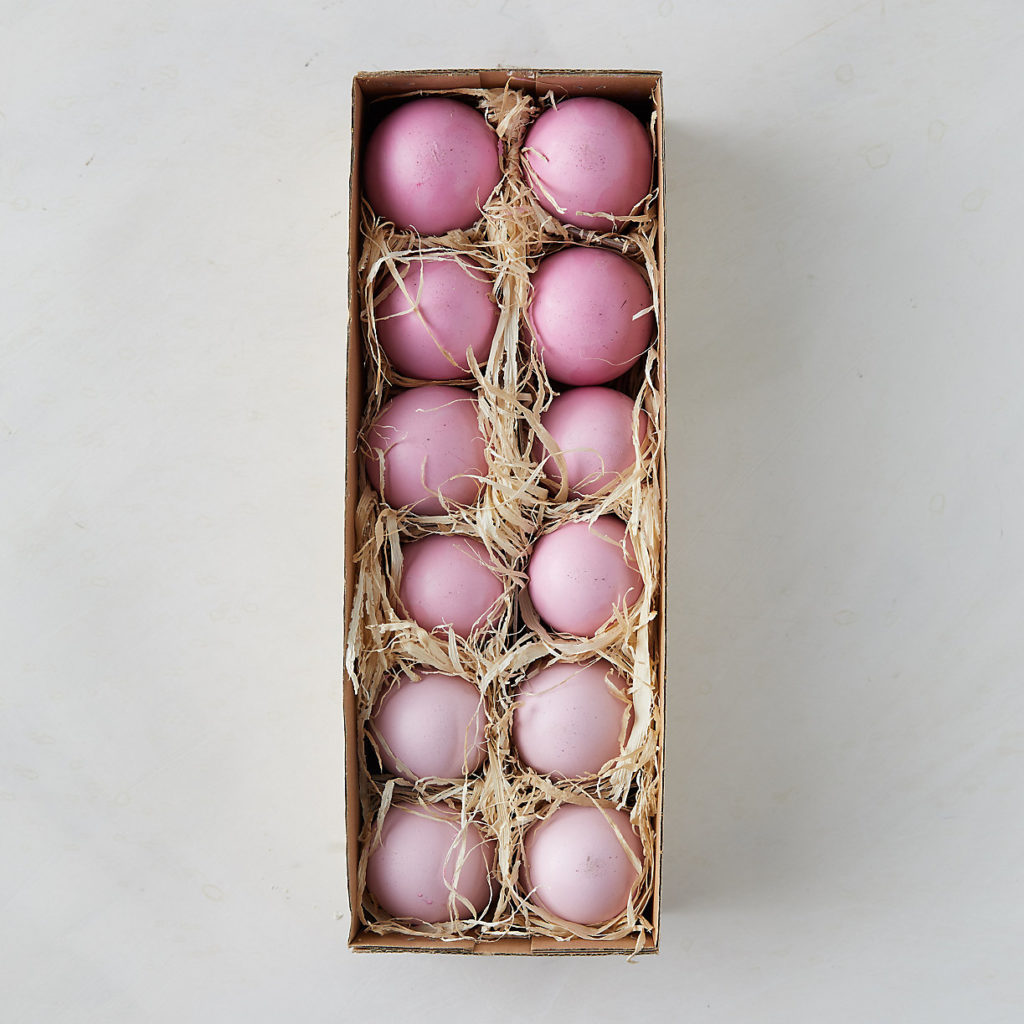 Ombre Pink Eggs