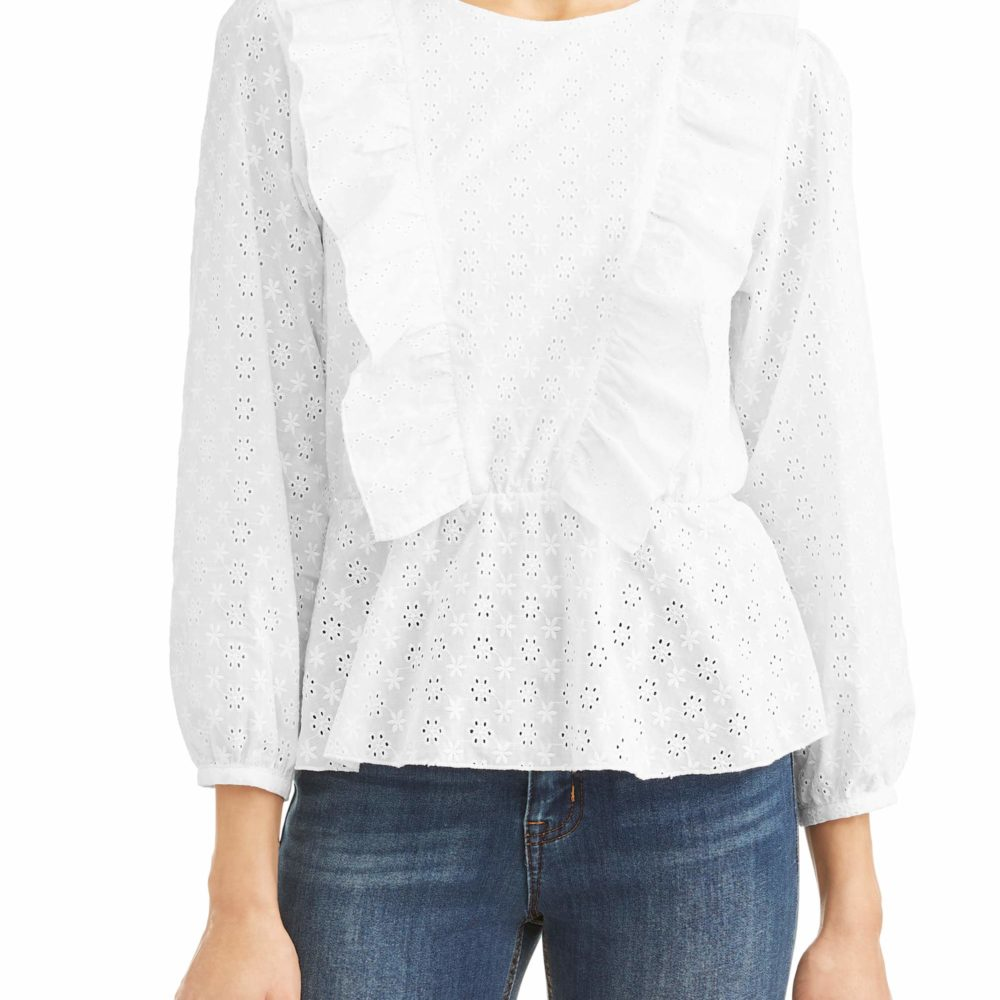 The Daily Hunt: Eyelet Blouses and more!