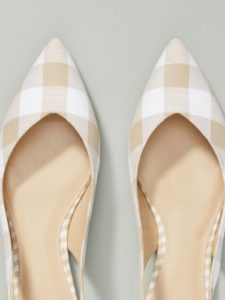 The Daily Hunt: Gingham Slingback Flats and More!
