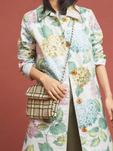 The Daily Hunt: Hydrangea Coat and more!