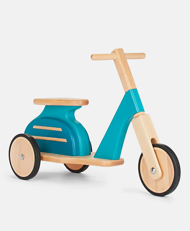Wooden Scooter Kids