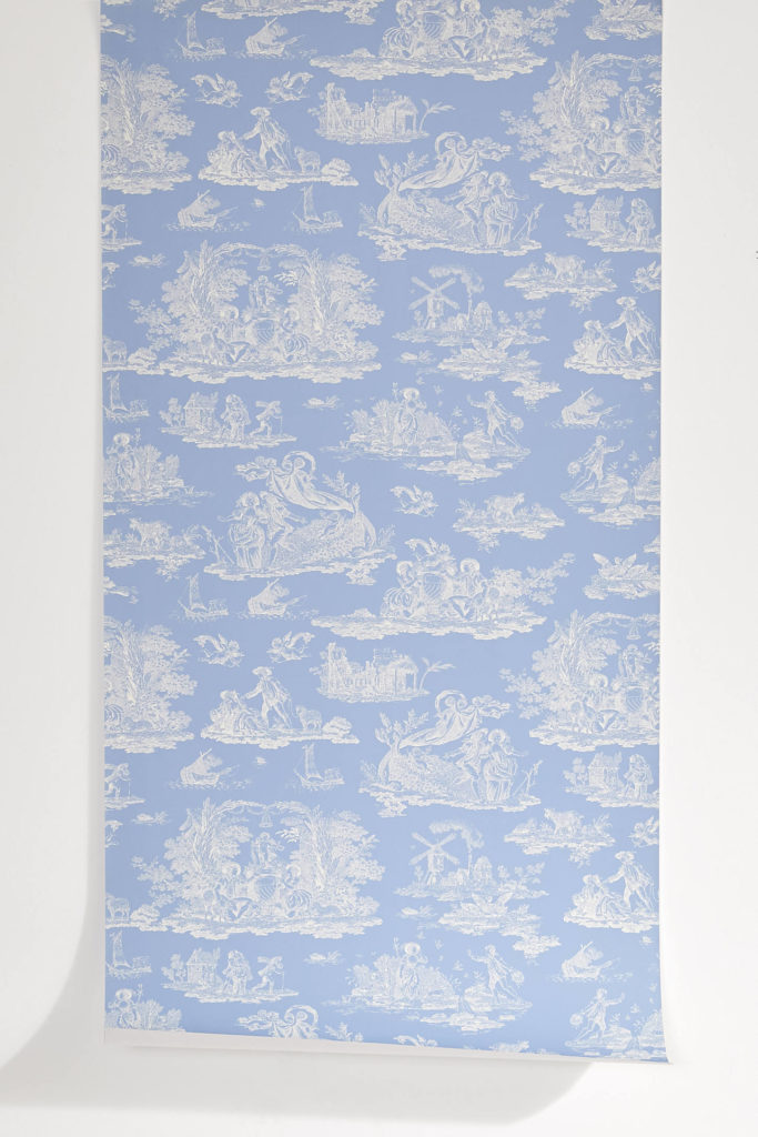 Toile Removable Wallpaper
