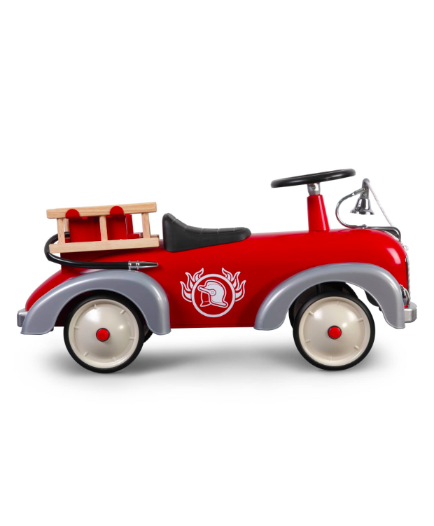 Speedster Ride On Fire Engine Toy Car