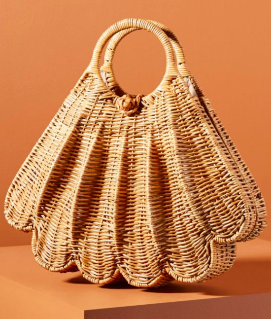 The Daily Hunt: Wicker Shell Clutch of My Dreams and More!