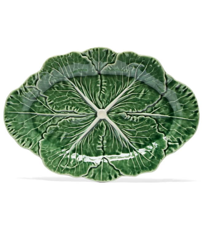 Cabbage Ware Platter