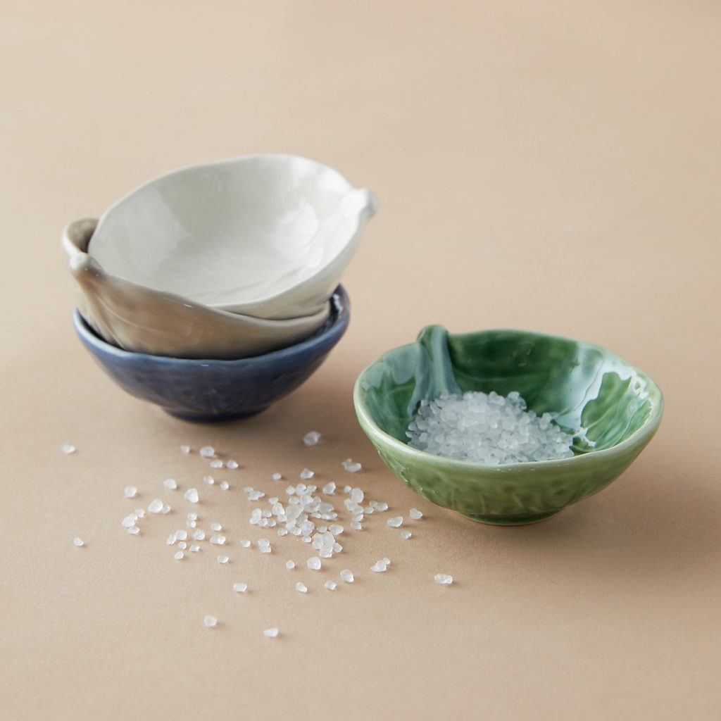 Cabbage Salt Cellar