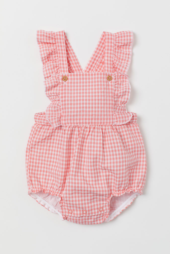 Cotton Bib Overalls
