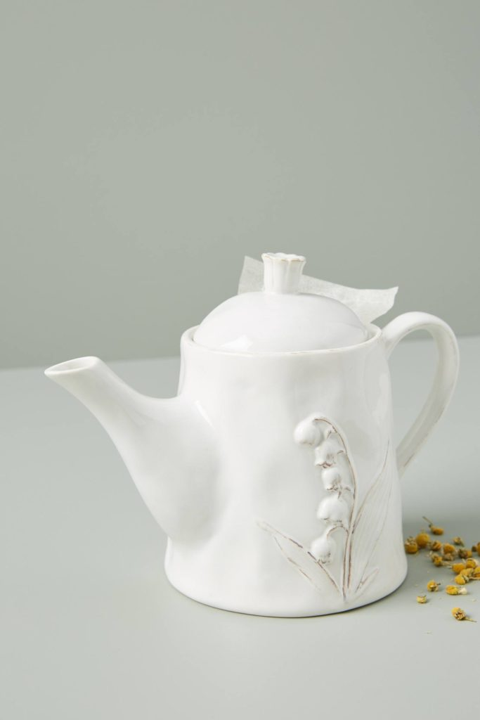Ceramic Tea Pot