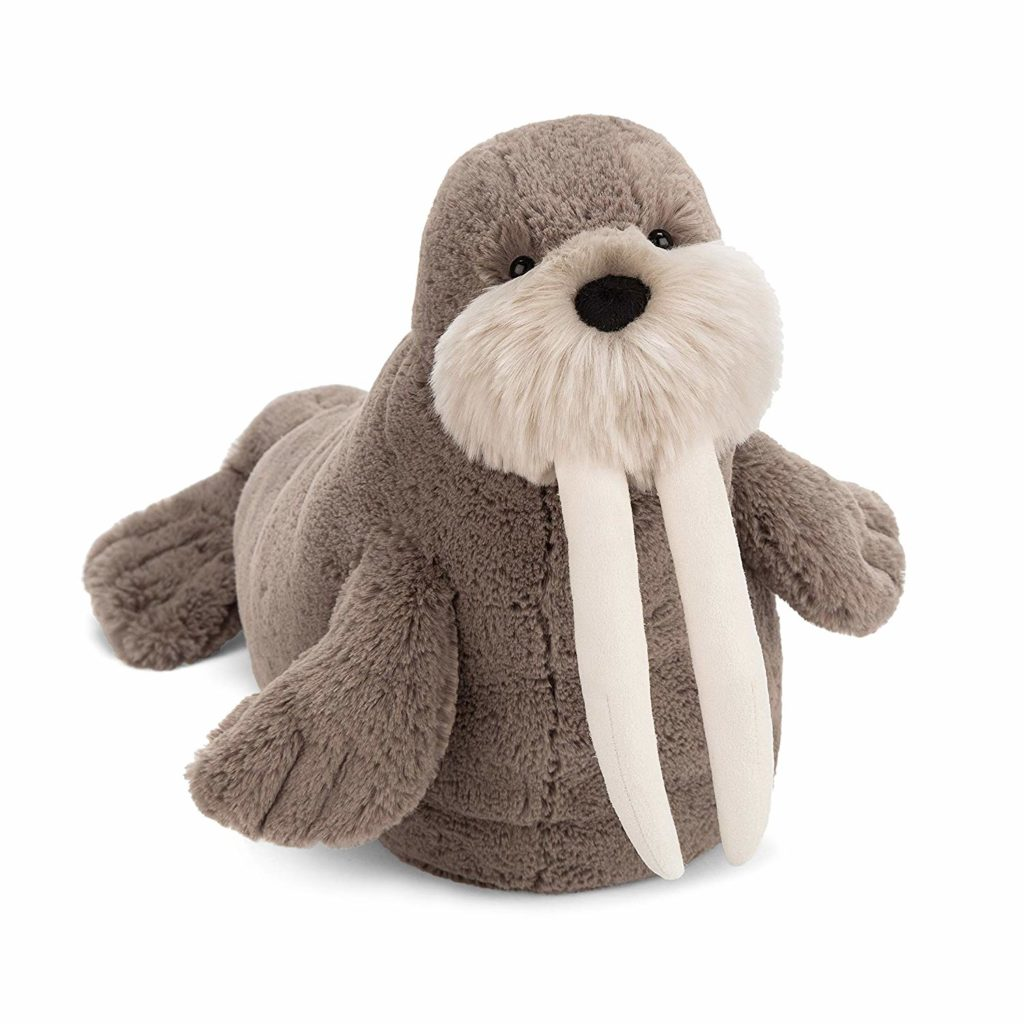 Walrus Stuffed Animal