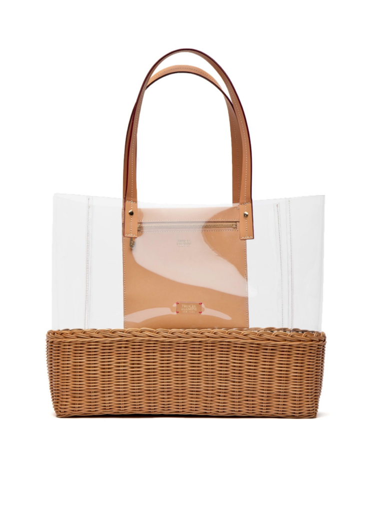 Large Wicker Tote