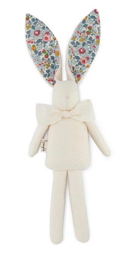 Liberty London Floral Bunny Doll